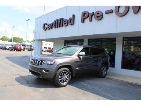 2017 Jeep Grand Cherokee for sale in Overland Park KS