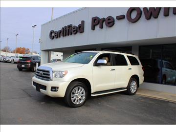 2013 Toyota Sequoia for sale in Overland Park, KS