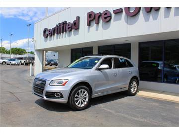 2015 Audi Q5 for sale in Overland Park, KS