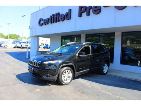 2017 Jeep Cherokee for sale in Overland Park, KS