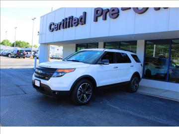 2014 Ford Explorer for sale in Overland Park, KS