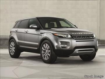 2014 Land Rover Range Rover Evoque for sale in Overland Park, KS