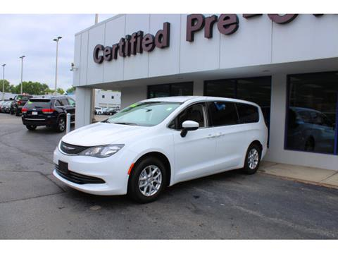 2017 Chrysler Pacifica for sale in Overland Park KS