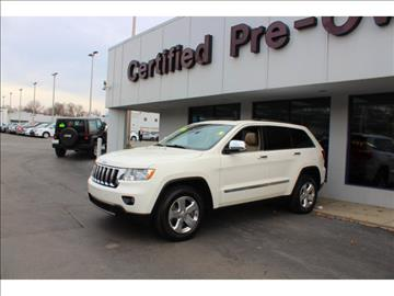 2011 Jeep Grand Cherokee for sale in Overland Park, KS