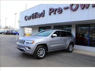 2015 Jeep Grand Cherokee for sale in Overland Park, KS