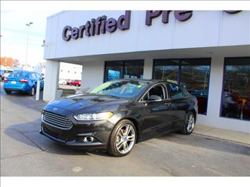 2013 Ford Fusion for sale in Overland Park, KS