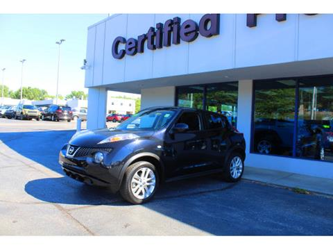 2014 Nissan JUKE for sale in Overland Park KS