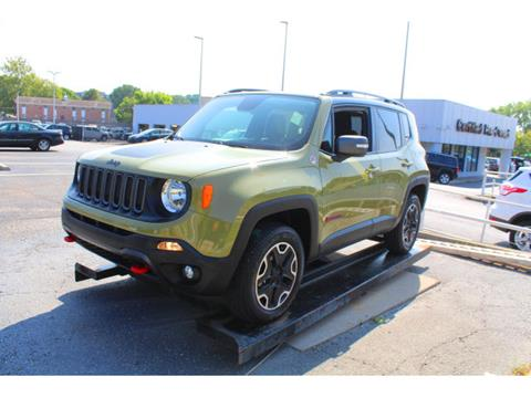 2015 Jeep Renegade for sale in Overland Park KS