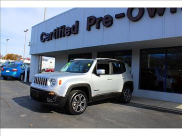 2016 Jeep Renegade for sale in Overland Park, KS