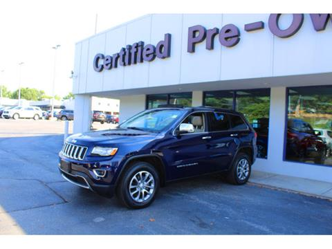 2014 Jeep Grand Cherokee for sale in Overland Park, KS