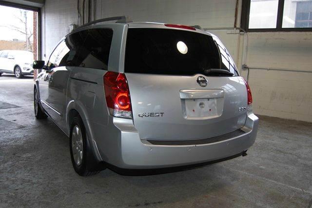 2006 Nissan Quest 3.5 S Special Edition 4dr Mini-Van - Farmingdale NY