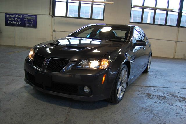 Gray Year 2009 Make Pontiac Model G8 Miles 69385