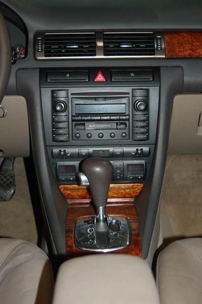 2001 Audi A6 2.8 Avant quattro AWD 4dr Wagon - Farmingdale NY