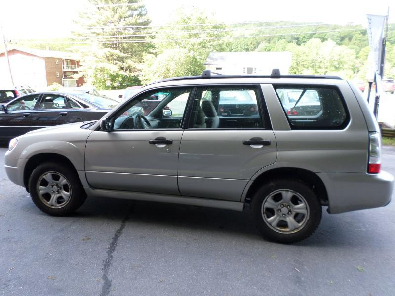2006 subaru forester awd 2 5 x 4dr wagon w automatic in springfield vt auto connection llc. Black Bedroom Furniture Sets. Home Design Ideas