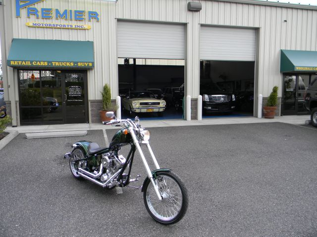 2005 Independence Motorcycle Co 240 STC Chopper