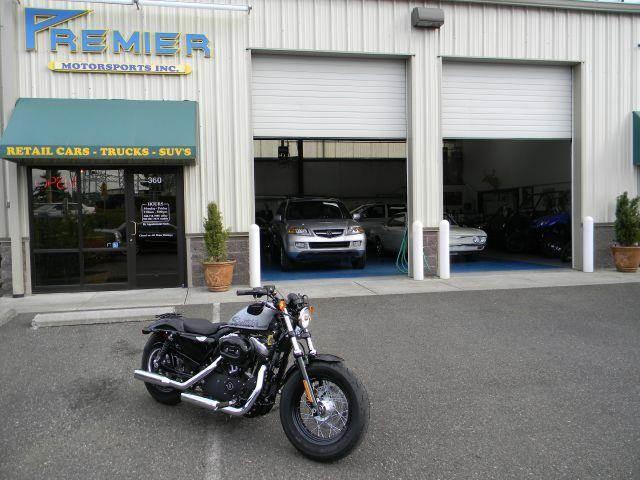 2011 Harley-Davidson XL1200X Sportster