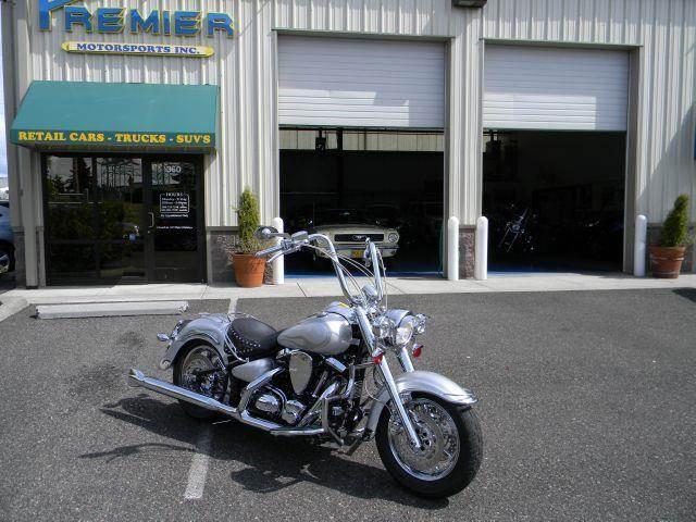 2007 Yamaha Roadstar Silverado