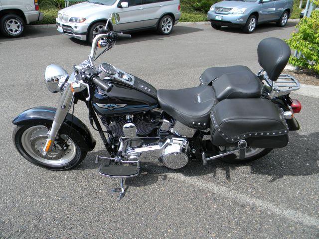 2008 Harley-Davidson FATBOY  FLSTF - VANCOUVER WA