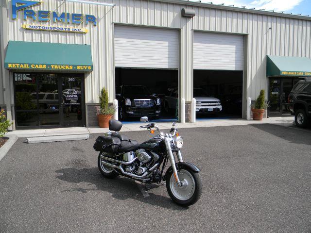 2008 Harley-Davidson FATBOY