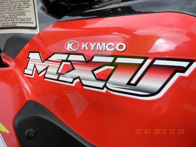2012 Kymco MXU 150 RWD CVT w/reverse - VANCOUVER WA