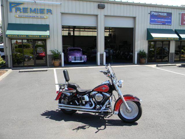 1993 Harley-Davidson FATBOY