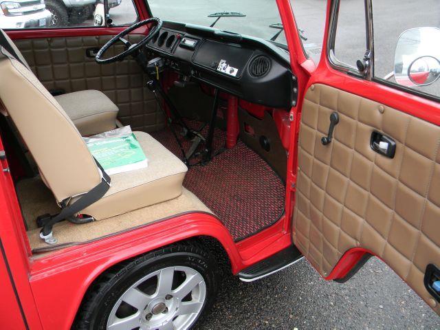 1972 Volkswagen Transporter II Bus Lowered - Vancouver WA