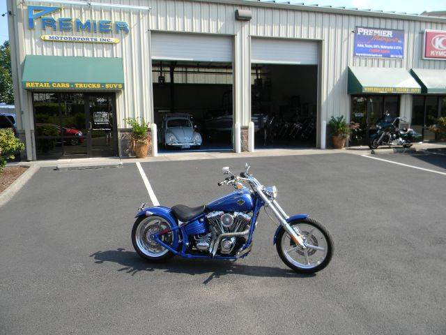2009 Harley-Davidson Rocker C
