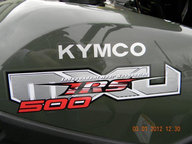 2012 Kymco MXU 500 IRS 4x4 - VANCOUVER WA