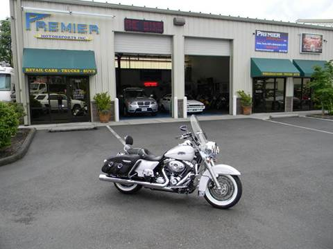 2013 Harley-Davidson Road King for sale in Vancouver, WA