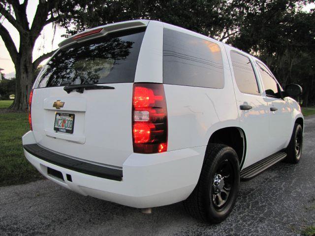 2011 Chevrolet Tahoe Police - Largo FL