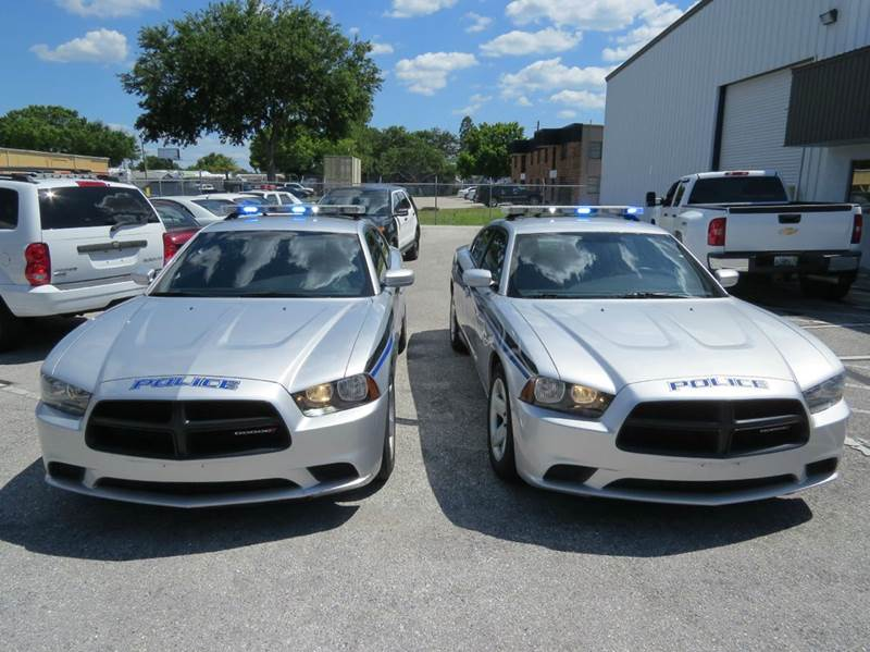 2012 Dodge Charger Police 4dr Sedan - Largo FL