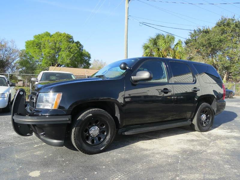 2010 chevrolet tahoe ls 4x2 4dr suv in largo fl classic. Black Bedroom Furniture Sets. Home Design Ideas