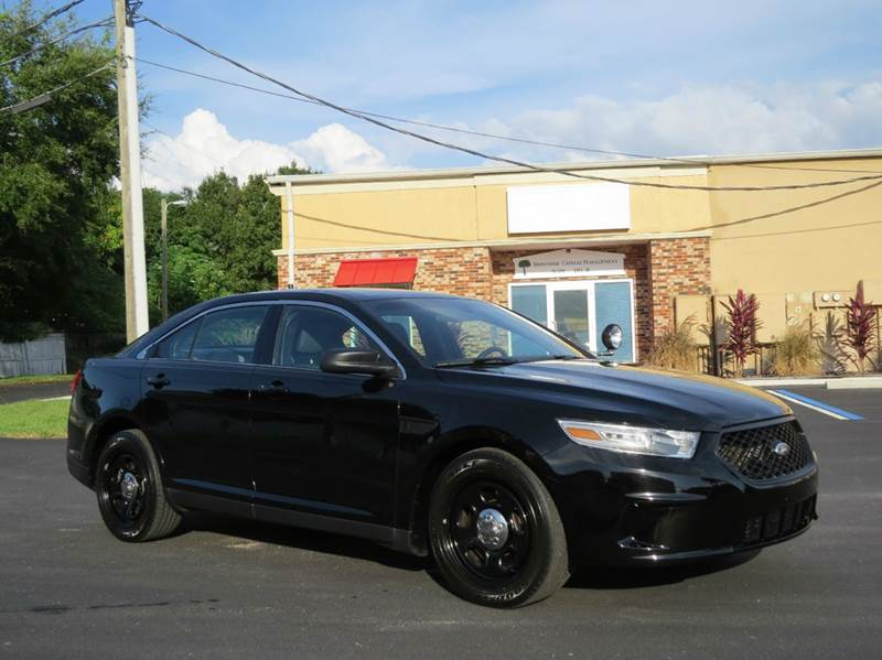Used Ford Taurus Police Interceptor for Sale - ISeeCars.com