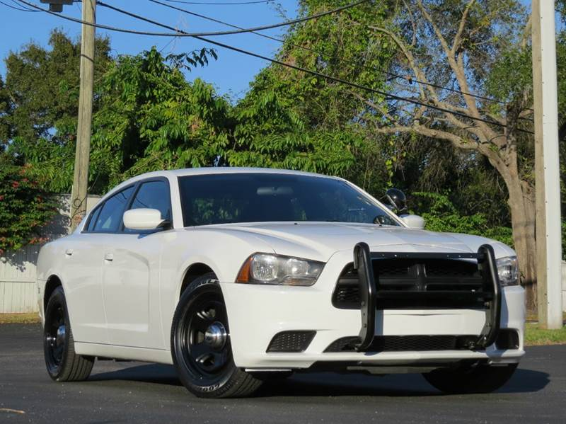 2013 Dodge Charger Police 4dr Sedan - Largo FL