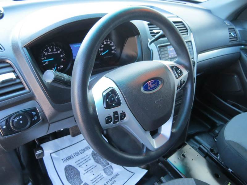 2013 Ford Explorer Police Interceptor Awd 4dr Suv In Largo Fl Classic Automobile Co Inc