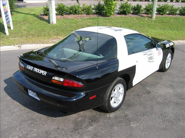 2002 Chevrolet Camaro Z28 In Largo Fl Classic Automobile