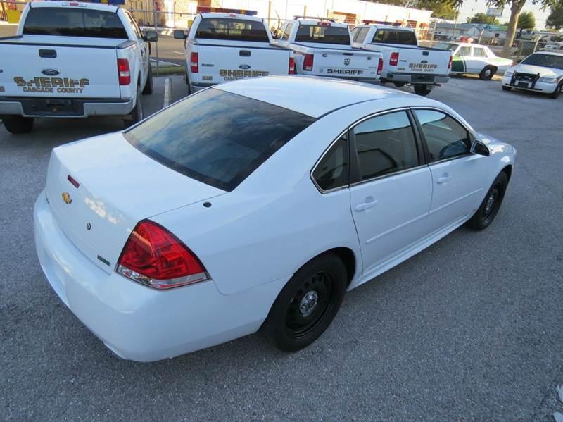2013 Chevrolet Impala Police 4dr Sedan w/3FL - Largo FL