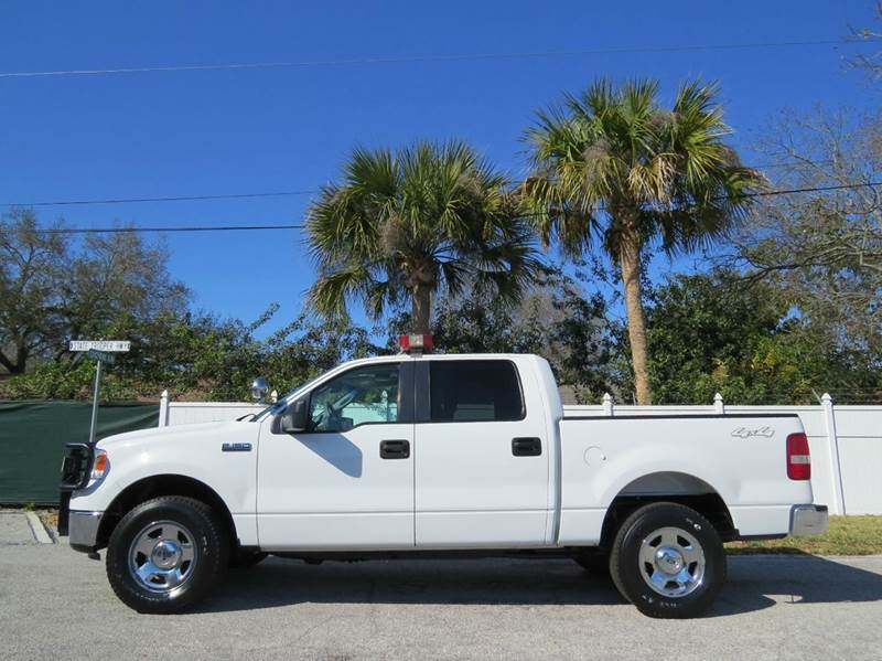 2006 ford f 150 fx4 4dr supercrew 4wd styleside 6 5 ft lb in largo fl classic automobile co inc. Black Bedroom Furniture Sets. Home Design Ideas