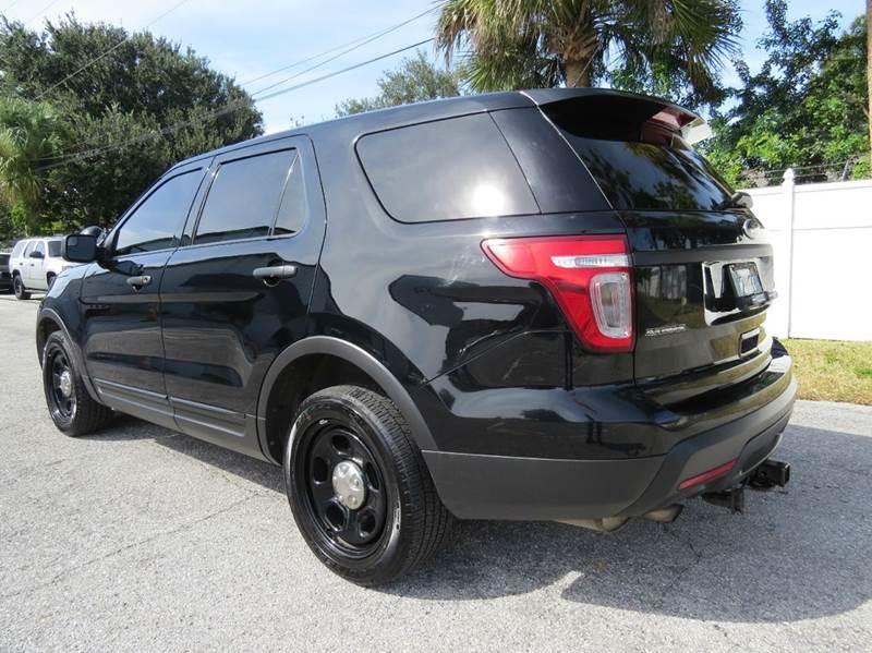 2015 ford explorer police interceptor awd 4dr suv in largo fl classic automobile co inc. Black Bedroom Furniture Sets. Home Design Ideas