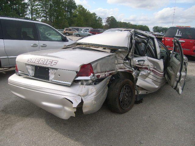 2011 Police Wrecks