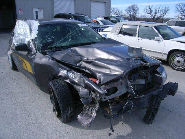 2013 Police Wrecks