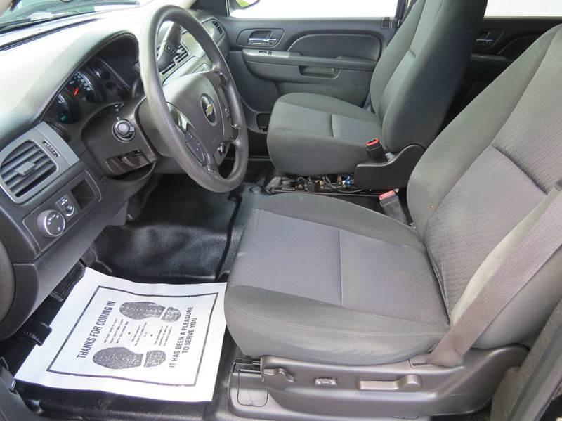2012 Chevrolet Tahoe 4x2 Police 4dr SUV - Largo FL