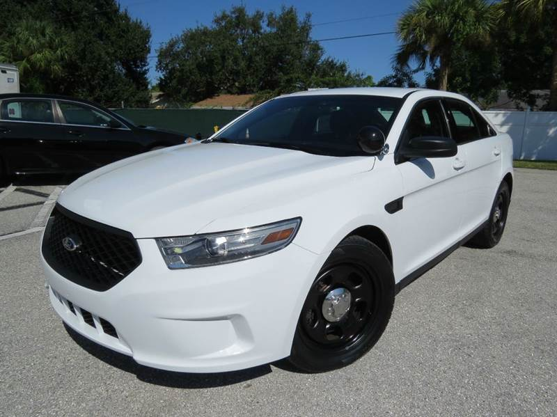 2014 ford taurus police interceptor awd 4dr sedan in largo. Black Bedroom Furniture Sets. Home Design Ideas