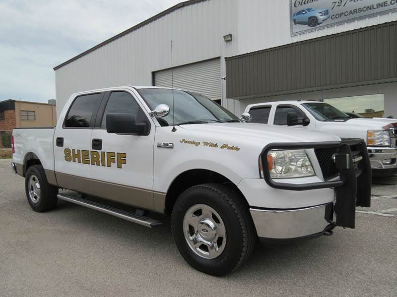 2006 Ford F-150 FX4 4dr SuperCrew 4WD Styleside 5.5 ft. SB - Largo FL
