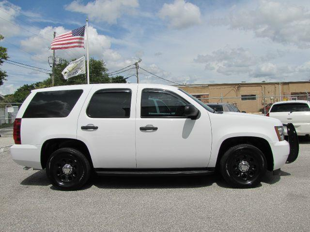 2009 chevrolet tahoe 2wd police special service in largo fl classic automobile co inc. Black Bedroom Furniture Sets. Home Design Ideas