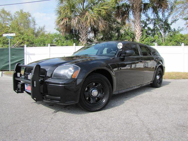 2006 dodge magnum police in largo clearwater largo classic automobile co inc. Black Bedroom Furniture Sets. Home Design Ideas