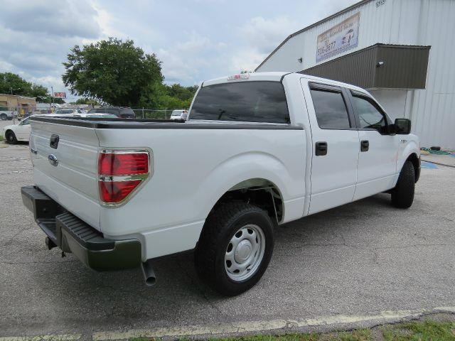 2010 Ford F-150 XL 4x2 4dr SuperCrew Styleside 5.5 ft. SB - Largo FL