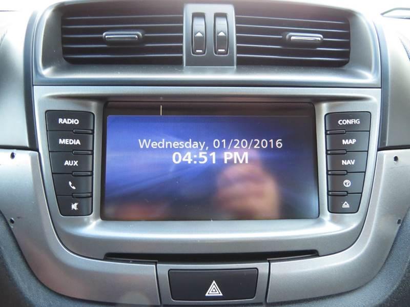 2011 Chevrolet Caprice Detective 4dr Sedan - Largo FL
