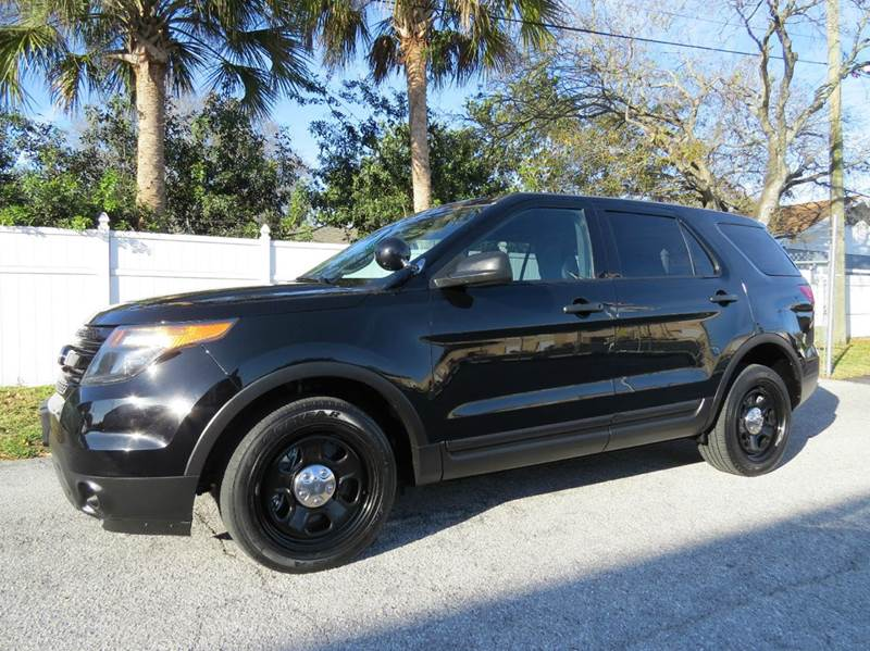 2014 Ford Explorer Police Interceptor AWD 4dr SUV - Largo FL