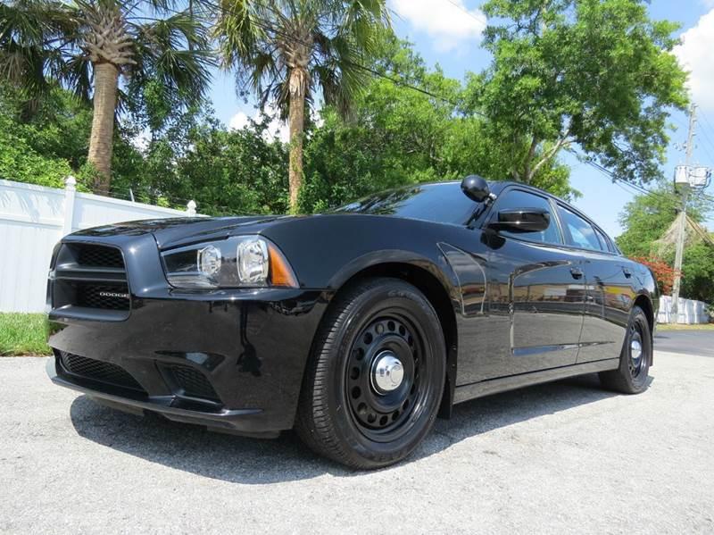2014 Dodge Charger Police AWD 4dr Sedan - Largo FL